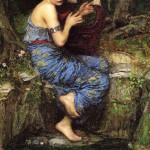 the charmer by waterhouse