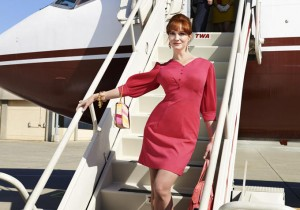 mad men airplane