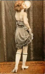 vintage_woman mirror