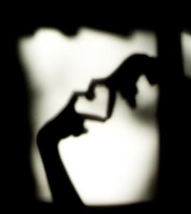 Heart Shadow by KissMeApocalypse