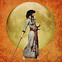Full Moon Aries Lunar Eclipse: Warrior Moon
