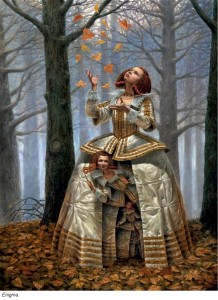 enigma by michael cheval