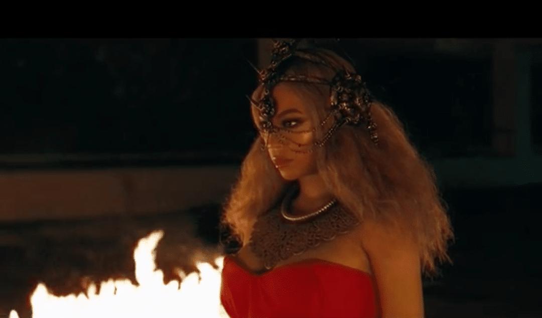 Beyonce's Lemonade & Innana's Journey