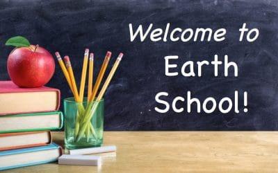 Virgo New Moon Eclipse: Earth School