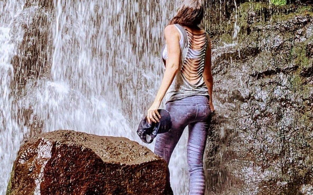 Waterfall Healing Remedy